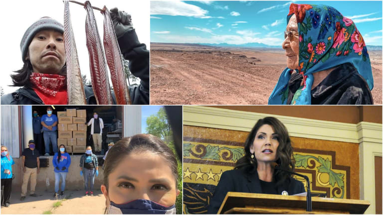 Top 10 Stories: What Indian Country read this past week as of May 23, 2020