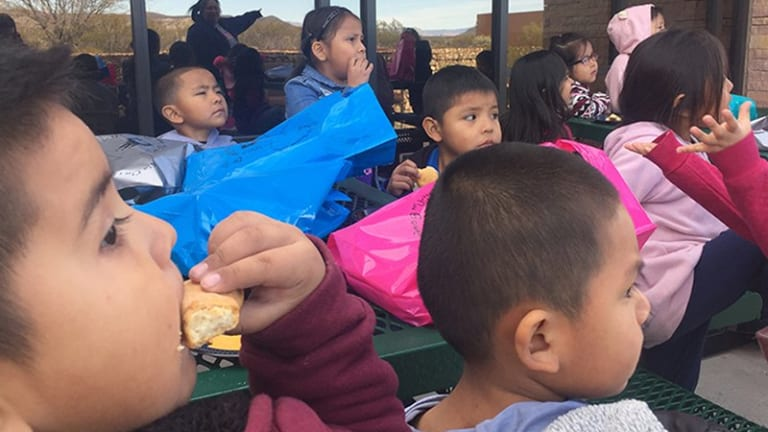 San Carlos Apache aims to improve dental health