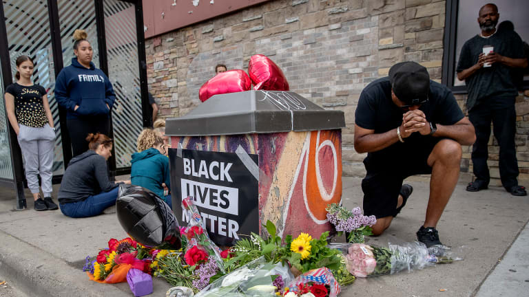 4 Minneapolis officers fired after death of black man