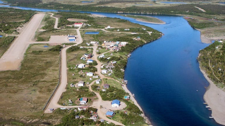 Owners of Diamond Point deny Pebble use of property