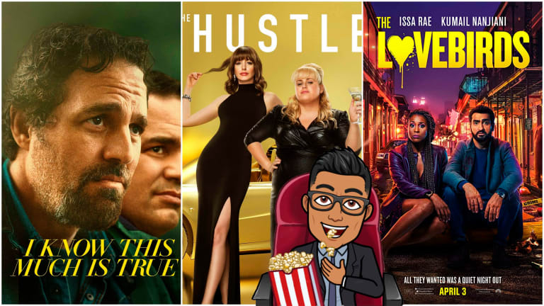 #NativeNerd reviews: 'I Know This Much Is True,' 'Hustle' and 'The Lovebirds'