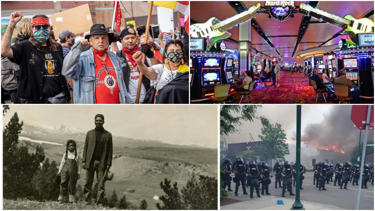 Top 10 Stories: What Indian Country read this past week as of May 30, 2020