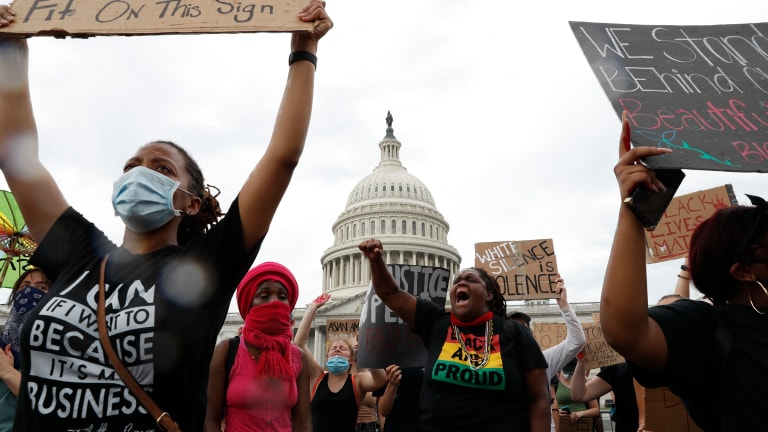 Senate GOP to restrict police chokeholds in emerging bill