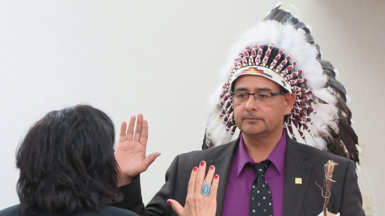 North Dakota tribe fights ruling giving minerals to state