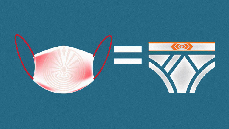How your skivies can save you from The Covid