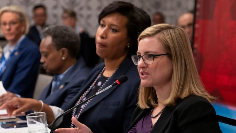 Mayors: COVID-19 followed by second 'pandemic' of police relations