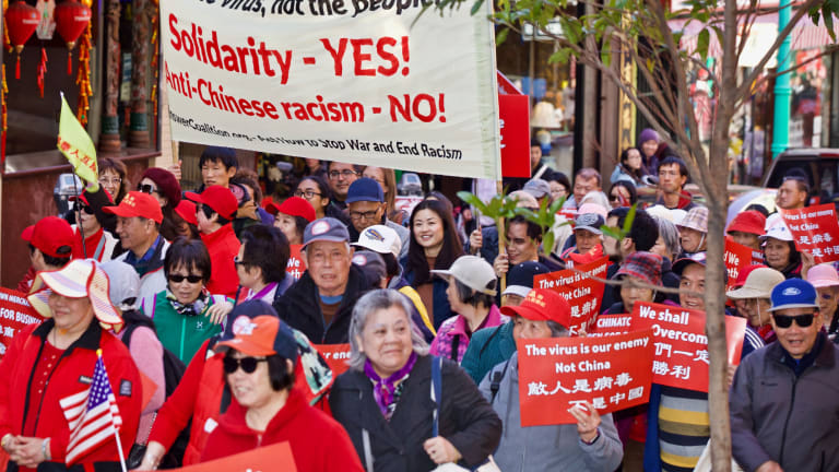 Amid COVID-related harassment of Asian Americans, experts stress need for mental health care