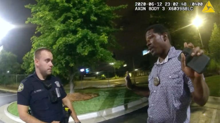 'Stop fighting!' Atlanta sobriety test quickly turned deadly