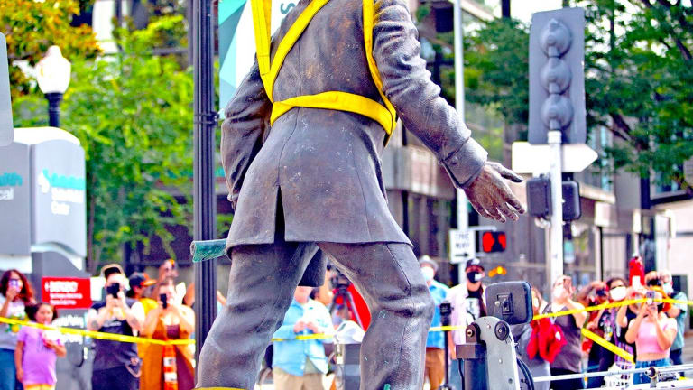 """California Indigenous communities and allies invite public to community conversations to celebrate the """"De-Sutter"""" Sacramento statue removal"""