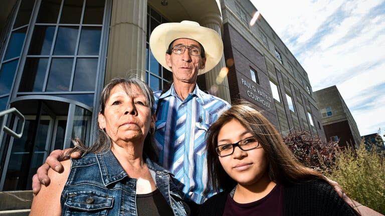 Family settles 2007 lawsuit over Crow Reservation death