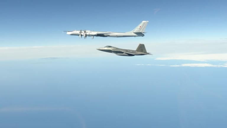 Russian bomber flights near Alaska reflect global tensions