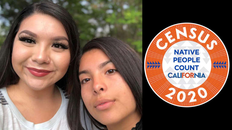 The power of California's Native American youth in the 2020 Census