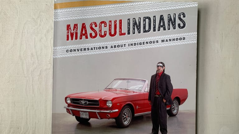 'Masculindians' expels myths, explores what it means to be a warrior