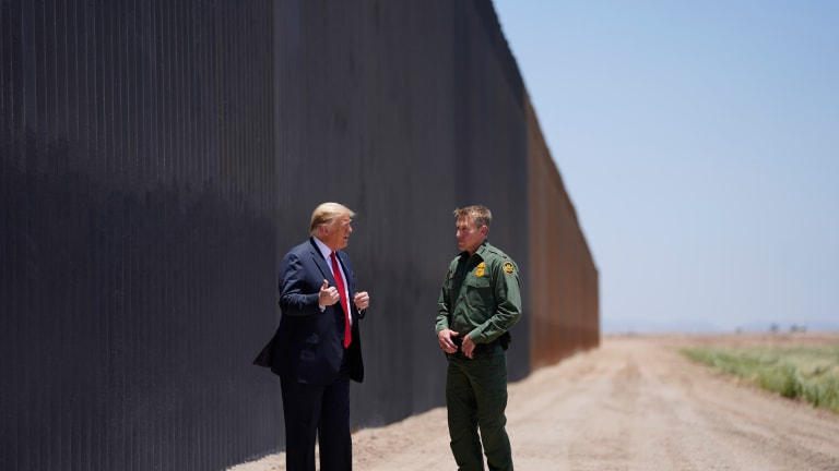 Border Patrol chief forced out