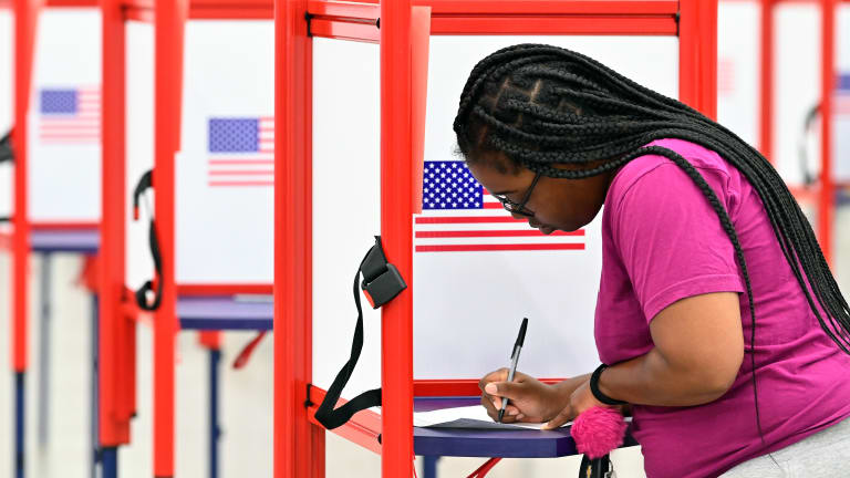 The right to vote 'should not depend on your zip code, what county you live in'
