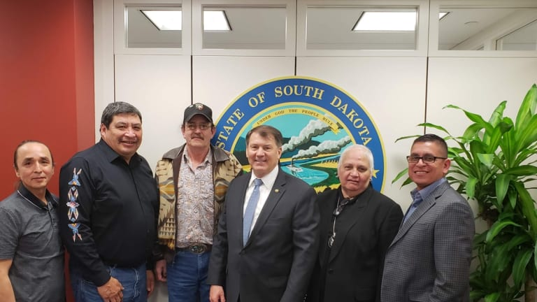 Senator Rounds updates South Dakota Native Homeownership Coalition about progress towards increasing access to mortgages for Native American veterans