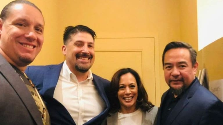 Democratic National Convention Native American Caucus to host Senator Kamala Harris for monthly call