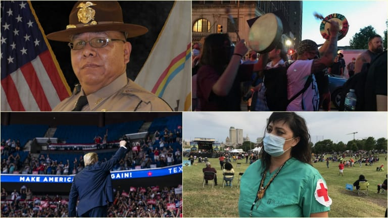 Top 10 Stories: What Indian Country read this past week as of Jun 27, 2020