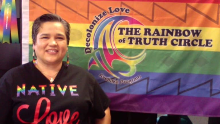 Pride Month: 'Back to Indigenous values'