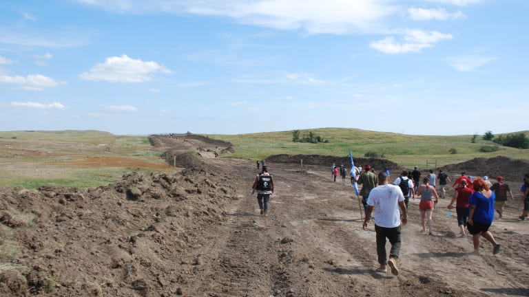 Court considered cost of Dakota Access Pipeline shutdown and found other risks ... such as a spill