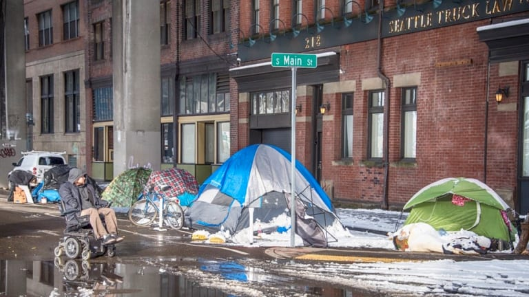 Seattle advocates: Get police out of handling homeless