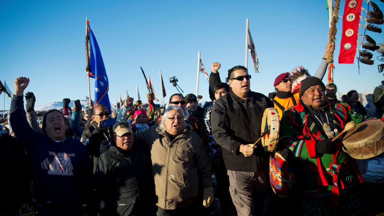 Dakota Access Pipeline: Timeline