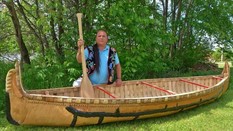 Lac du Flambeau Ojibwe tribal member receives major award from the National Endowment for the Arts