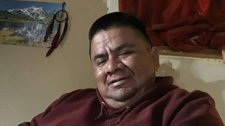 Navajo man was devoted stay-at-home father