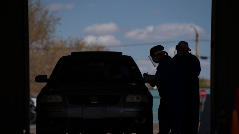 Navajo Nation reports no COVID-19 related deaths for 8th day