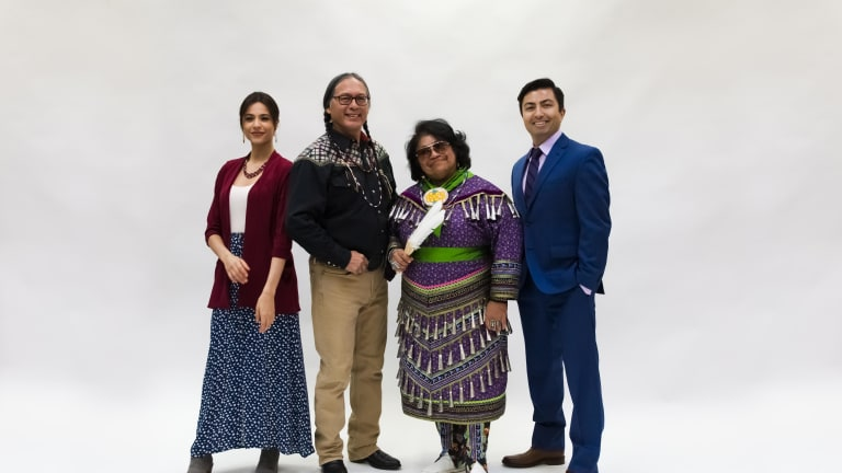 Native musical 'Distant Thunder' to premiere in spring
