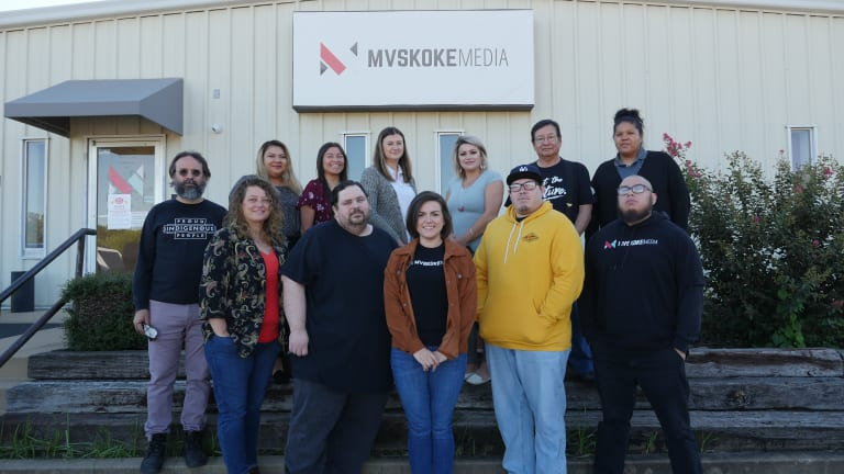 Muscogee Nation voters pass press protections