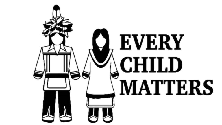 Seneca Gaming Corporation holding Every Child Matters walk in honor of victims, survivors of Indigenous Residential School era