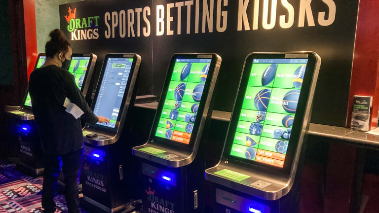 Sports betting rollout: 'The giant has woken up'