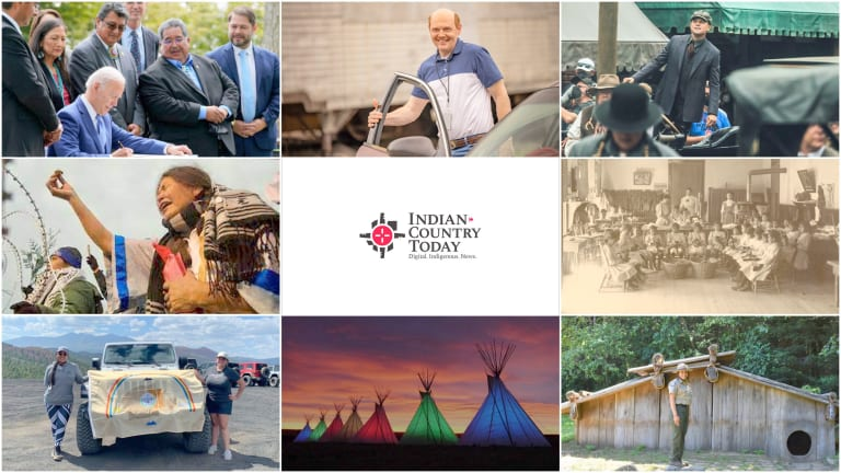 Top 10 Indian Country stories for week ending October 9, 2021