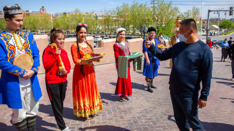 Terror & tourism: Xinjiang eases its grip, but fear remains