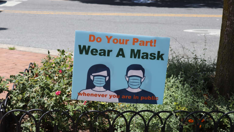 CDC changes course on indoor masks for some