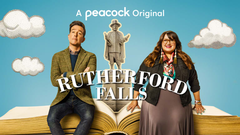 EXCLUSIVE: New 'Rutherford Falls' cast photos, poster