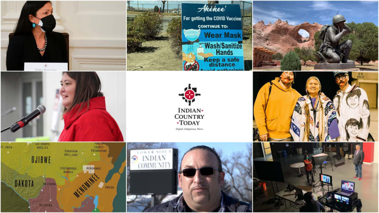 Top 10 Stories: What Indian Country read this past week as of April 3, 2021
