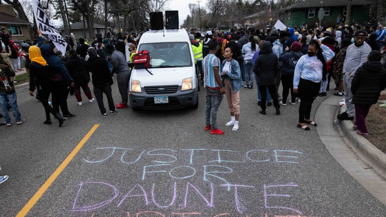 Minnesota cop will be charged in Daunte Wright shooting