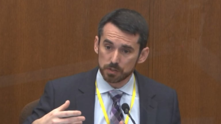 Expert: Derek Chauvin did not take actions of 'reasonable officer'