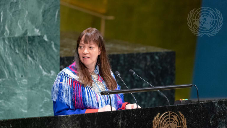 United Nations forum on Indigenous issues begins
