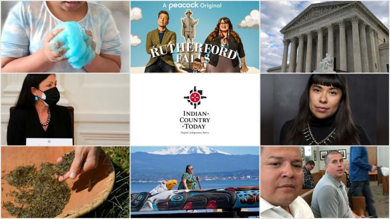 Top 10 Indian Country stories for April 24, 2021