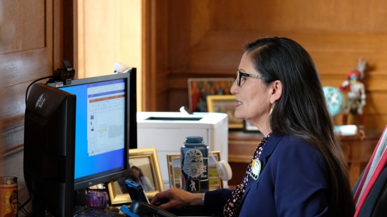 White House convened first Native affairs meeting