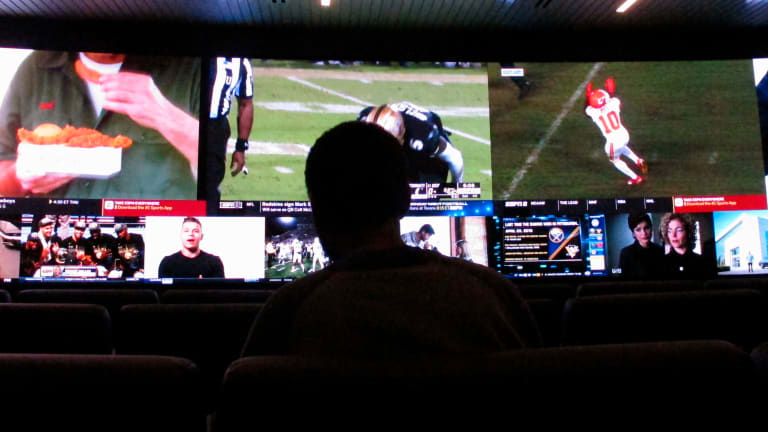 Sports betting: The new, shiny toy