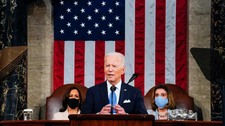 'Everybody is frustrated,' Biden says as his agenda stalls