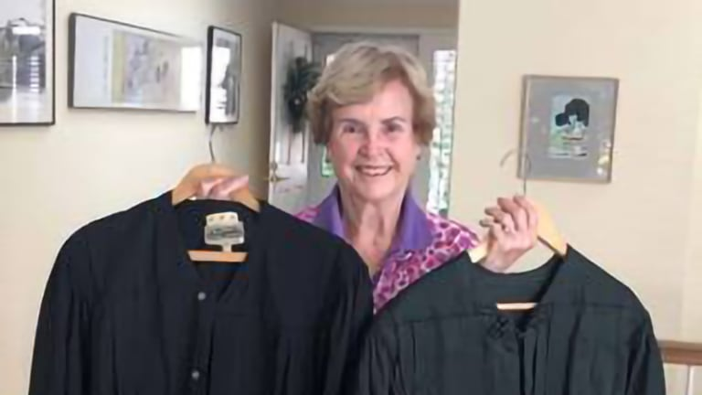 Robes of a changemaker: Swinomish Indian Tribe shares cherished Boldt family donation with Washington State Historical Society