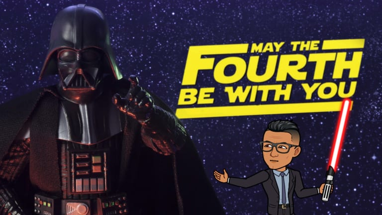 #NativeNerd: 'May the 4th be with you'