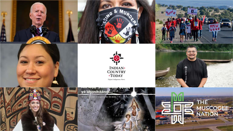 Top 10 Indian Country stories for May 08, 2021