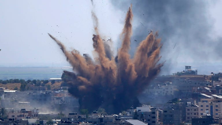 Briefs: Violence spreads in Israel