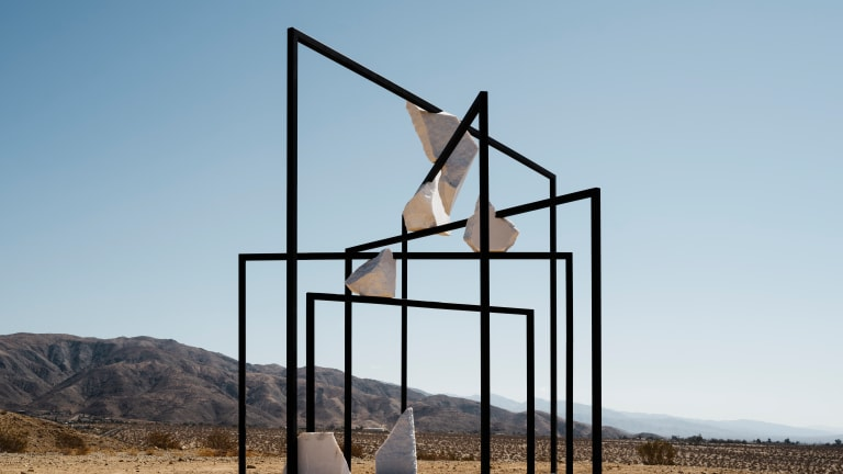 Land, earth and art join forces at Desert X 2021